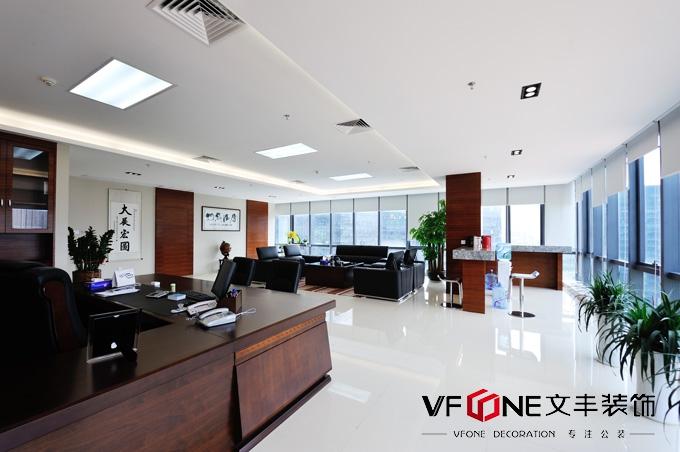 南山办公室装修设计公司